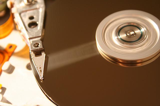 hard-disk-platter